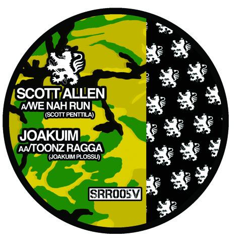 Joakuim - Toonz Ragga