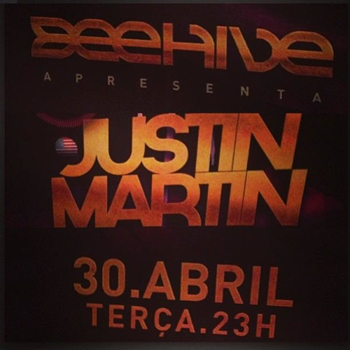 Marcelo Zanotto & Ander Oliveira - Warm Up Justin Martin @ Beehive Club - RS - Brasil (2013.04.30)