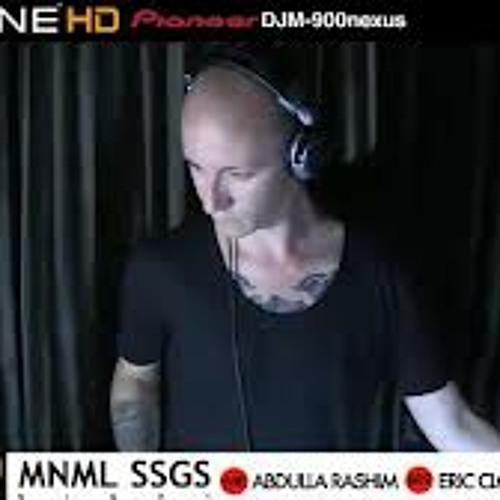 Eric Cloutier - MNMLSSGS Night Live @ Dommune 13-09-2012