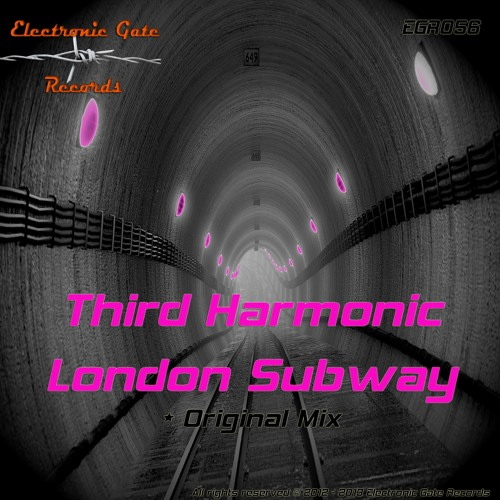EGR056 : Third Harmonic - London Subway (Original Mix)