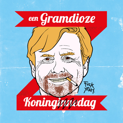 Ross Joch @ Gramdioze Koninginnedag 2013