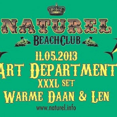 LEN @ Naturel Summer Opening 2013 podcast