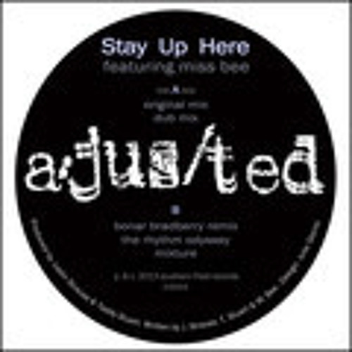 a/jus/ted feat. Miss Bee - Stay Up Here