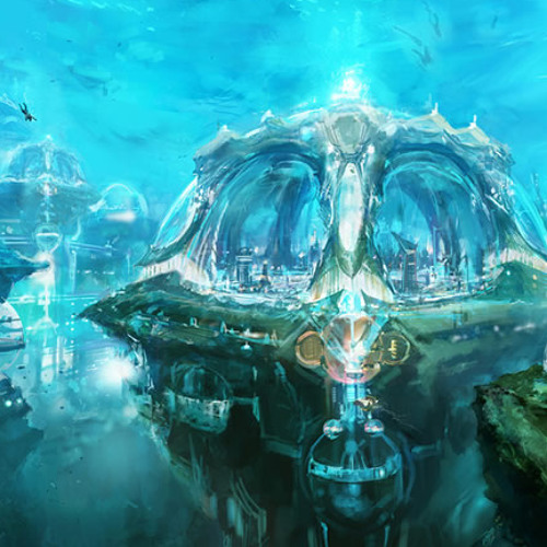 While Atlantis Sleeps... [8-Bit Aquatic Chill]