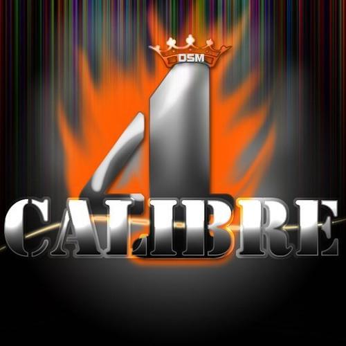 "CALIBRE4  ""Garde la Rime"""