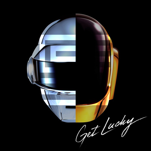 Daft Punk ft. Pharrell Williams and Nile Rodgers - Get Lucky (Silva Hound's Get Busy Mix)