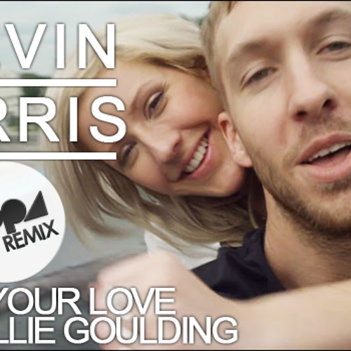 Calvin Harris feat. Ellie Goulding - I Need Your Love (DJ Popa Remix)