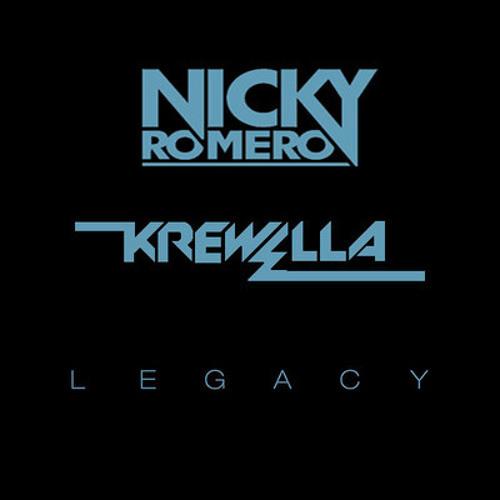 Nicky Romero ft. Krewella - Legacy (Save My Life) [Original Mix]