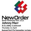 Billy Caldwell New Order DJ set Boulevard Pool Cosmopolitan Las Vegas
