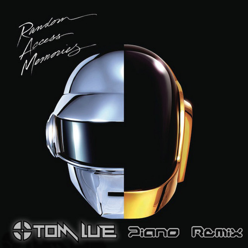 Daft Punk - Get Lucky (Tom Lue Piano Remix)