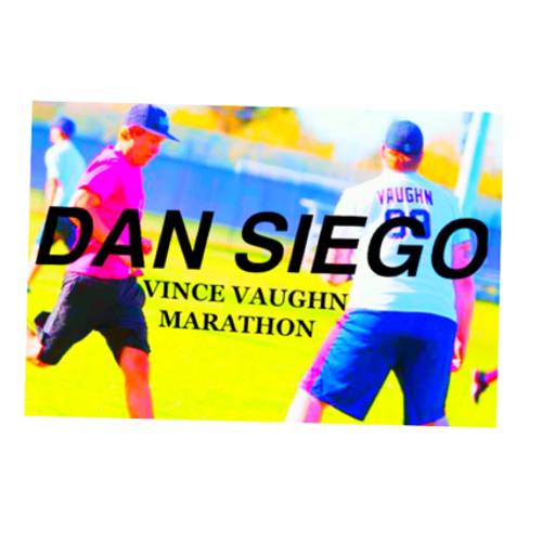 Vince Vaughn Marathon