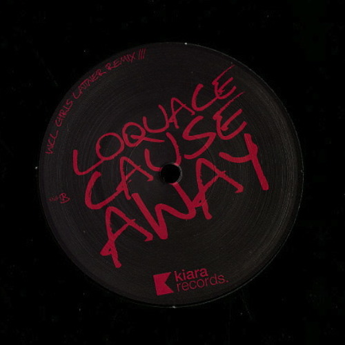 Loquace - Cause Away (Original mix)