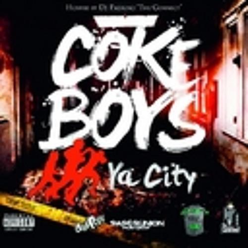 "Coke Boys Mixtape ""Living the Good Life"" Zak1 ft Chinx Drugz Hollywood Haiti and TL Cross"