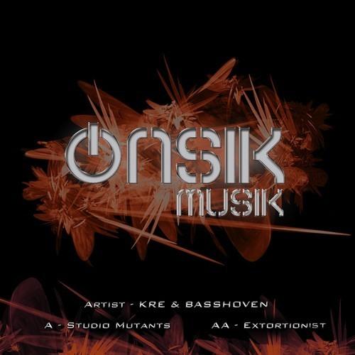 KRE & BASSHOVEN - STUDIO MUTANTS (ONSIK MUSIK) OUT NOW!!!!