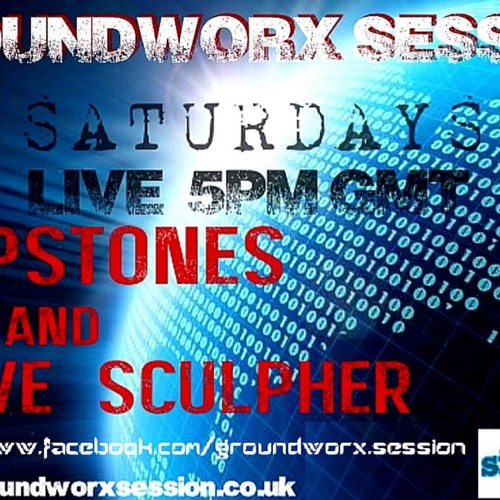 Saturdys live Groundworx Session 4th may 2013