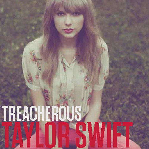 Treacherous - Taylor Swift - Acoustic Cover by Alison