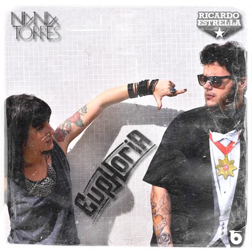 Ricardo Estrella & Nana Torres @ Euphoria Special Edition
