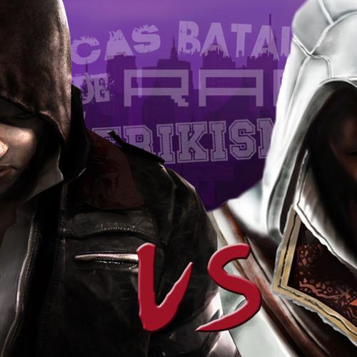 Alex Mercer vs Ezio Auditore . Épicas Batallas de Rap del Frikismo