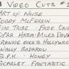 5X0D presents VIDEO CUTS 2 [1985]