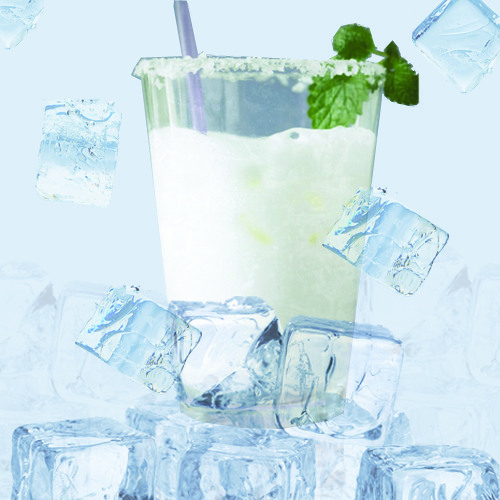 Drink In My Place - Ayran On The Rocks