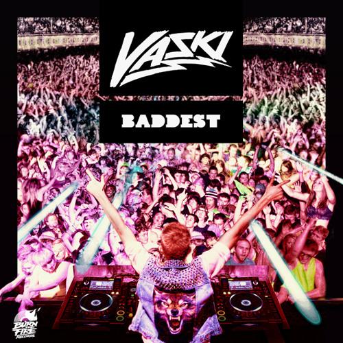 Vaski Ft Betty Borderline -Baddest (Zikboi Remix)