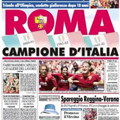 As Roma, 17-06-2001