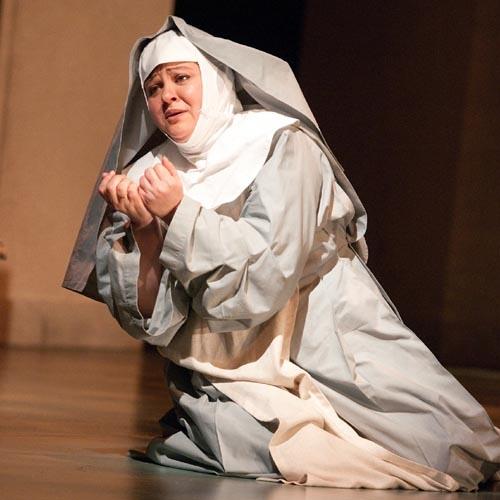 Seattle Opera Maria Gavrilova debuts as Suor Angelica