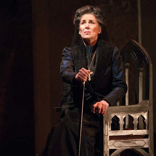 "Seattle Opera ""Suor Angelica"" Rosalind Plowright as La Zia Principessa"