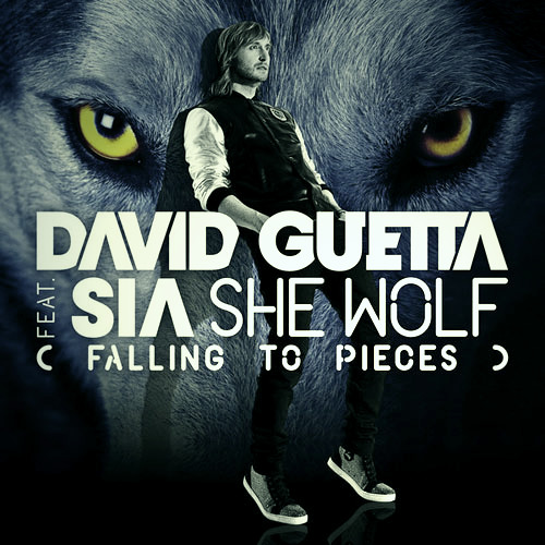 David Guetta - She  Wolf (JaySoul moombahton edit preview)