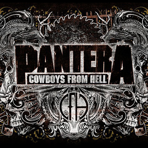PANTERA-Cowboys from hell(Andred rmx)