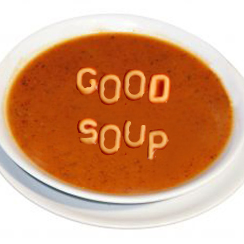 Only the pure in heart can make a good soup