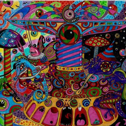 Lyzergik brain - Dreams