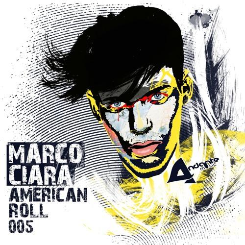 Marco Ciara - American Roll EP [AMU005]