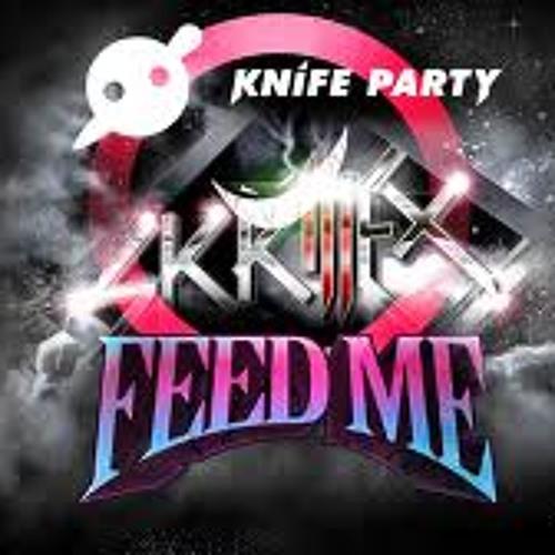 Feed Me vs. Skrillex vs. Knife Party - HeadShot x Bangarang x Unison(The Nod Mashup)