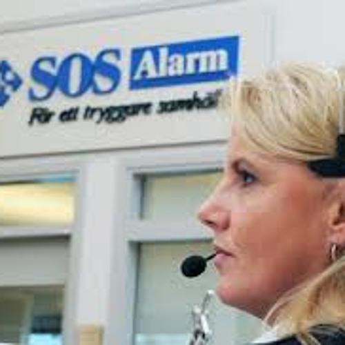 112 Alarm - Oförskämd - Lägger på luren - 2013-05-05_17:55:14