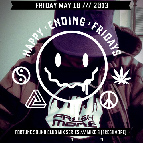 Mike G Happy Ending Fridays Exclusive Mix