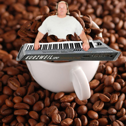 Morning Coffee – Milana Zilnik: composer, piano; Ray McGinnis: orchestration