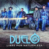 Duelo-Puño de Diamantes ((CD Libre Por Naturaleza 2013)) Portada del disco