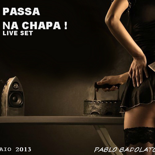 Pablo Badolato - Pass the Plate - Alternative Controllers Live Mix - Maio 2013