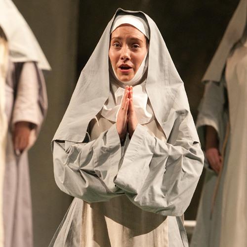 DANA PUNDT as Suor Genovieffa from SUOR ANGELICA