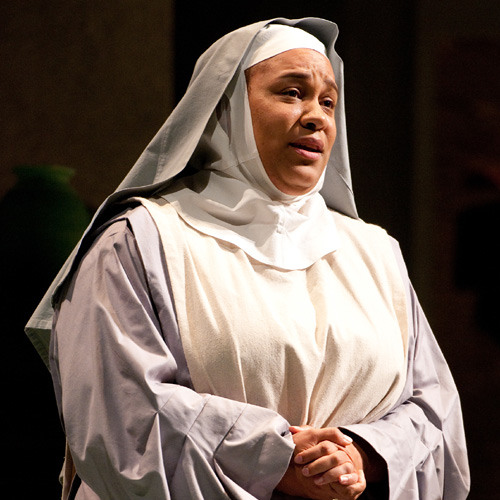 DEBORAH NANSTEEL as SUOR ANGELICA's Nursing Sister