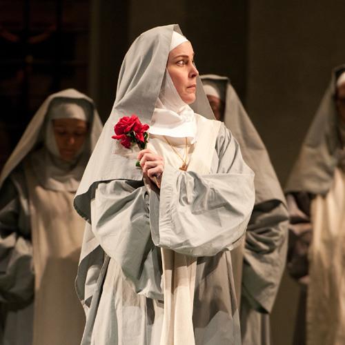 "Seattle Opera ""Suor Angelica"" Robin Follman as the Monitor"