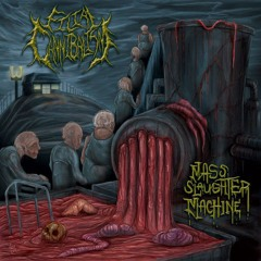 Filial Cannibalism - 'Uninvited Coprophile' of 'Mass Slaughter Machine' DUE OUT LATE MAY