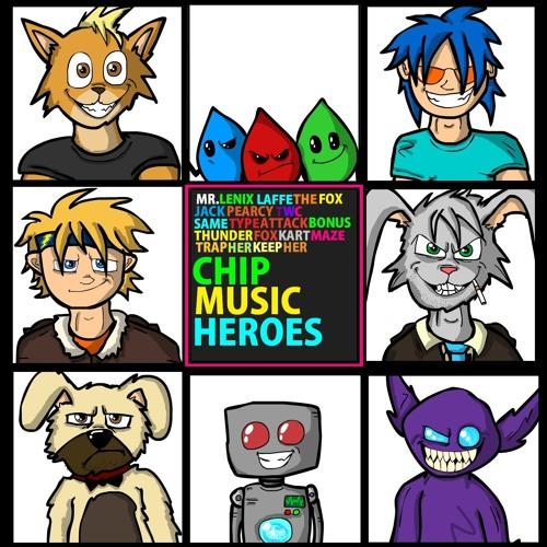 Chipmusic Heroes Album