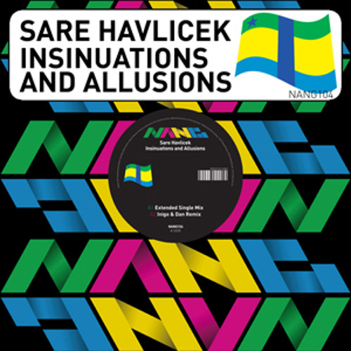 Sare Havlicek - Insinuations and Allusions (A Copycat & Martin Brodin Remix) [SNIPPET]
