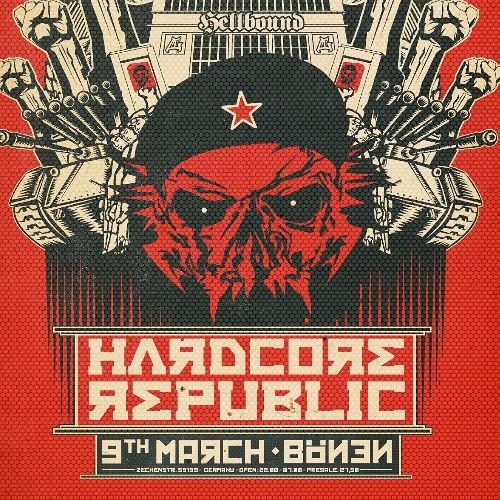 "Petrochemical (ToXtoy) live @ Hellbound ""Hardcore Republic"" 09.03.2013 (DE)"
