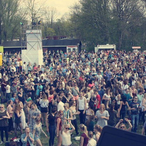 RocknRolla Soundsystem - Bevrijdingsfestival 05-05-2013