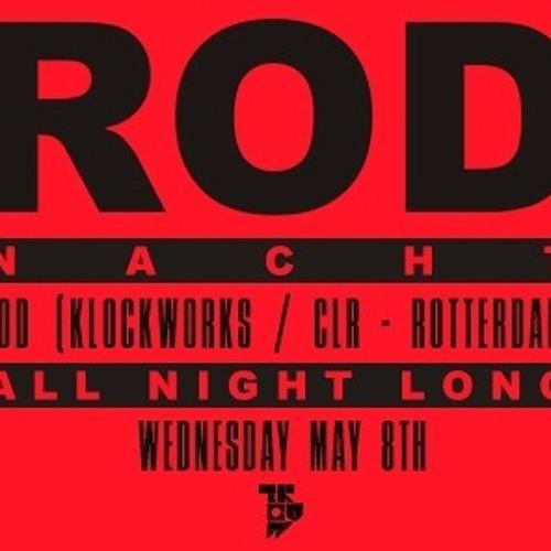ROD Podcast for RODnacht @ Trouw