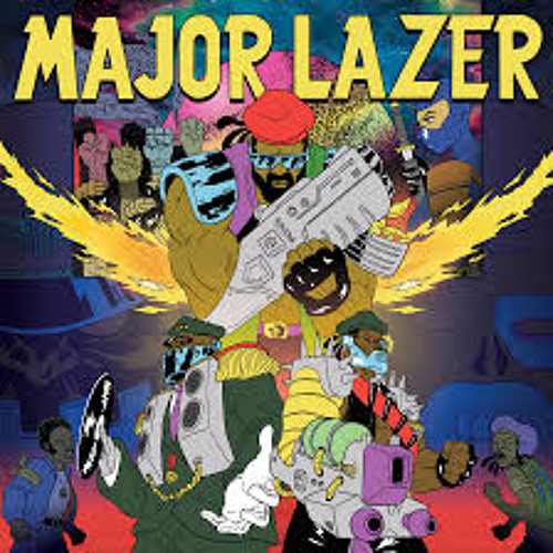 Major Lazer - Watch out for Original Don (Drum & Beats Mashup)
