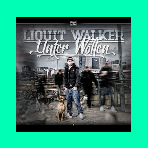Liquit Walker - Deutschrapkanakke ft. Maxat [Türkisgrün Remix] 2013